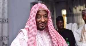 Dethroned Emir Muhammed Sanusi II