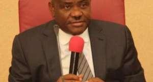 Governor Nyesom Wike -