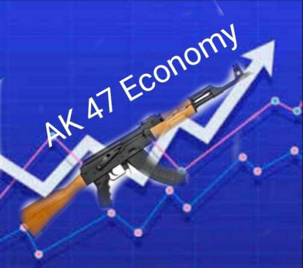 Growing AK 47 Economy