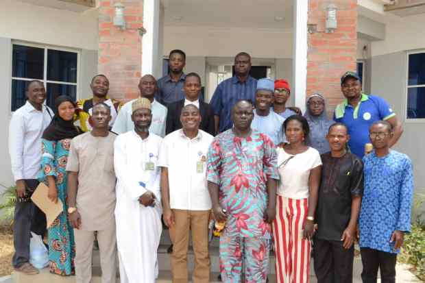 Jimoh Bashir Led Executive Inaugurated at The Herald NUJ Chapel