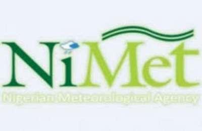 NiMet logo thunderstorms