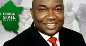 Enugu Governor Rt Hon. Ifeanyi Ugwuanyi commended by SERG boundaries