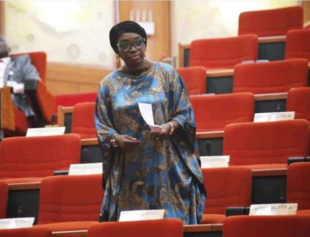 Senator Uche Ekwunife Senator Ekwunife