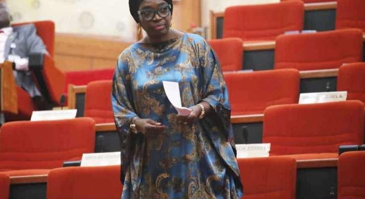 Senator Uche Ekwunife Iyom Senator Ekwunife