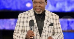 The Prophet TB Joshua COVID-19 Coronavirus mountain