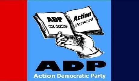 Action Democratic Party ADP Logo Kano