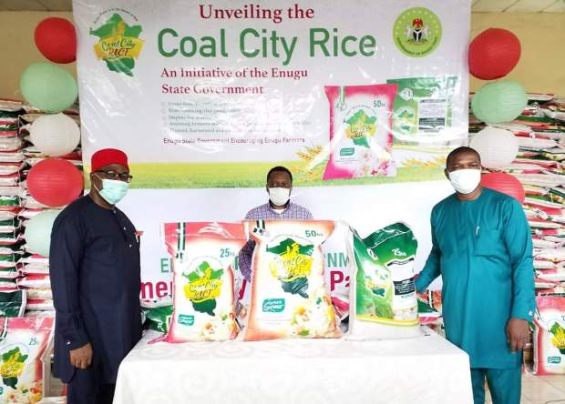 Coal City Rice unveiled