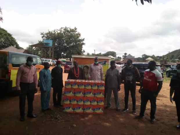 Councillor Donates Food Item to Less Privileged