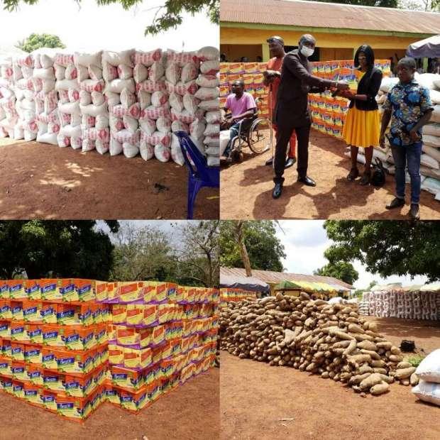 Enugu Councils Palliatives Interventions