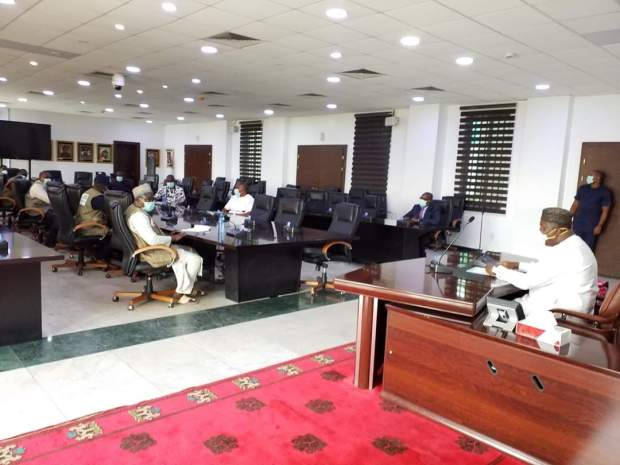 NCDC satisfied with Enugu State Government's efforts