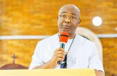 Governor Hope Uzodinma