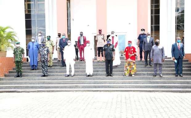 Community Policing: Okowa Inaugurates 2 Committees