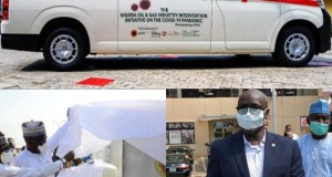 NNPC COVID19 Medical Support
