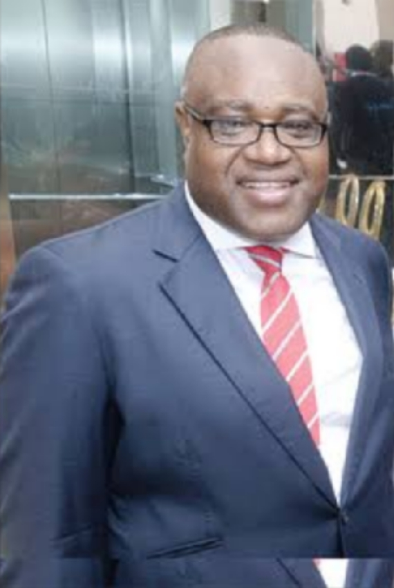 Rainoil Founder and CEO Gabriel Ogbechie
