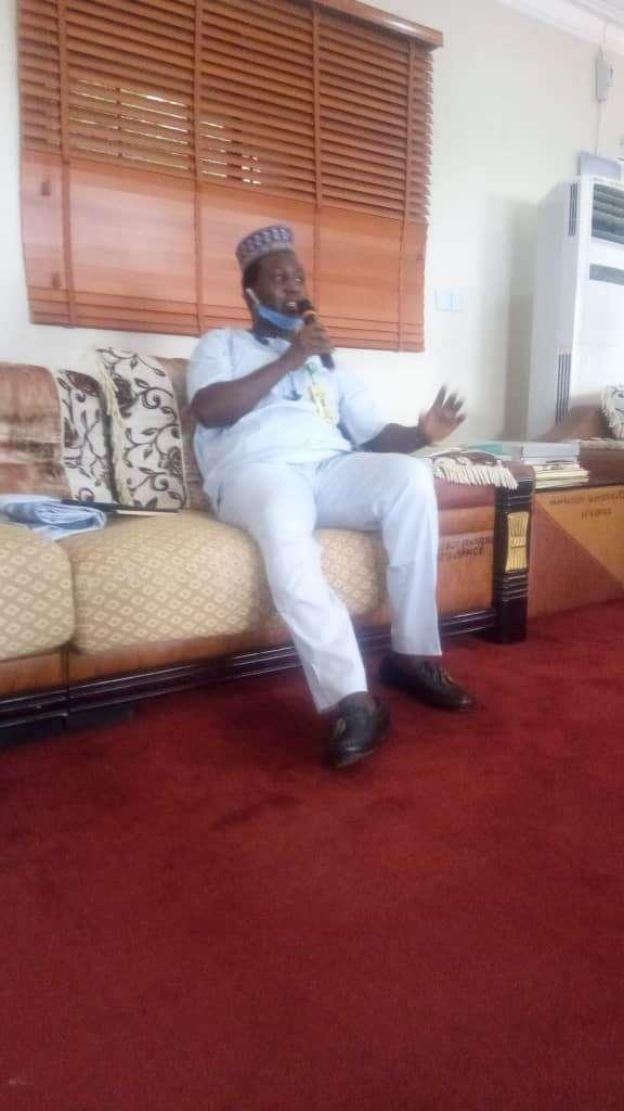 KWASU VC, Prof Mustapha Akanbi
