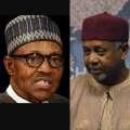 Muhammadu Buhari and Sambo Dasuki