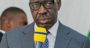 Gov Godwin Obaseki curfew