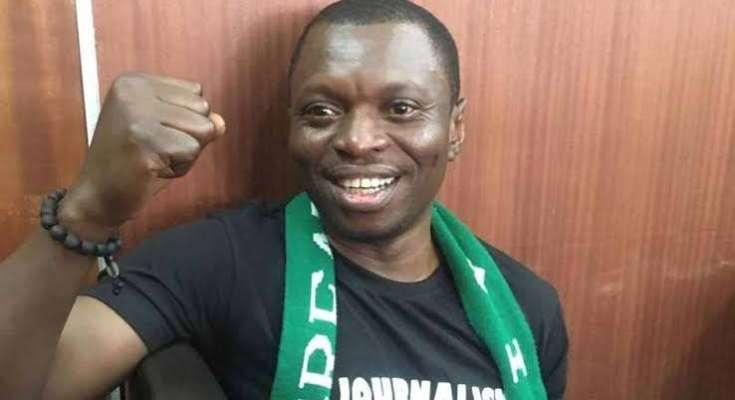 Agba Jalingo Arrested Revolutionnow