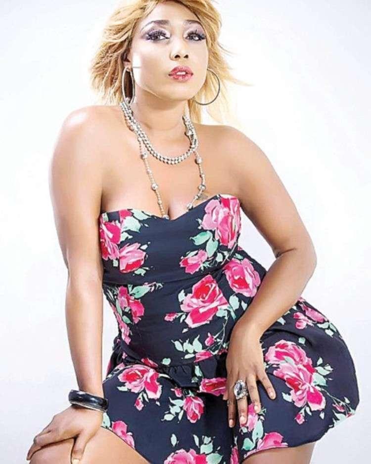 Nollywood Actress Ayo Adey Kosh