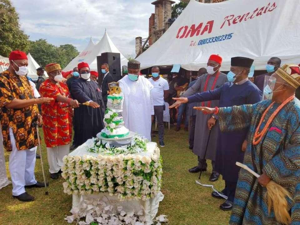 Enugu State @29 Accolades For Ugwuanyi