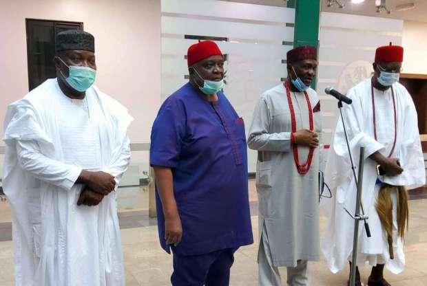 Ugwuanyi's Accomplishments on Peace, Good Governance Excite Igbo Leaders