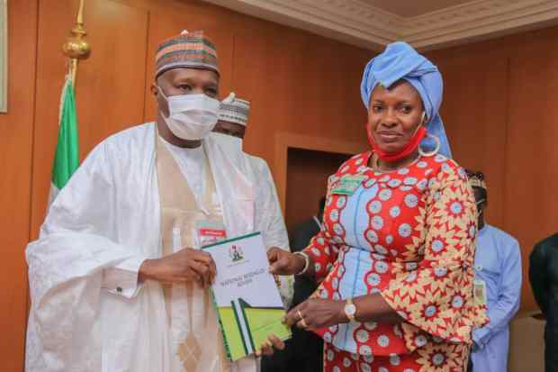 Women Affairs Minister declares Governor Yahaya Champion of Women