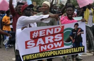 #EndSARS Protesters Lekki Massacre