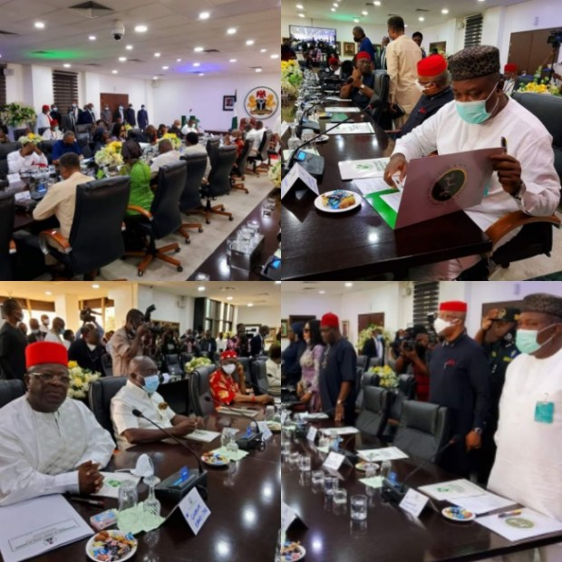 #EndSARS Protests - South East Leaders to Engage Youths for Sustainable Peace, Glorious Future