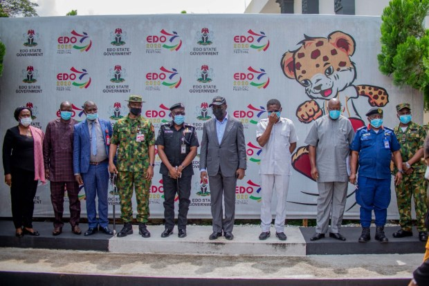 #EndSARS: Obaseki Inaugurates Judicial Panel of Inquiry, Gives Time Frame to Complete Hearing