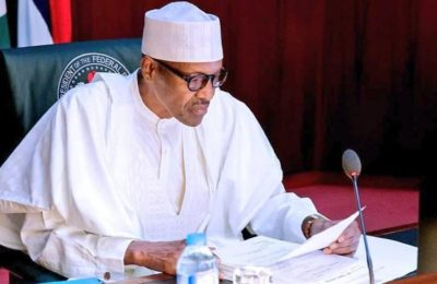 President Muhammadu Buhari of Nigeria BOFI
