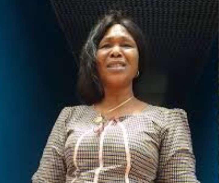 The principal of Queens School Enugu, Mrs. Ada Nweke