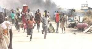 jihadist attack southern Kaduna village