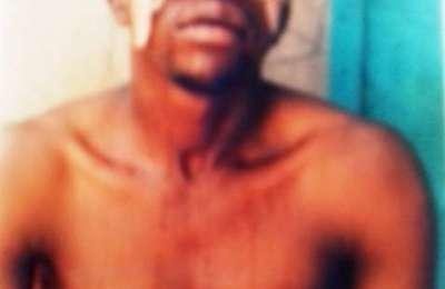 victim of police brutality in Nigeria, Mr. Olaide Adebayo