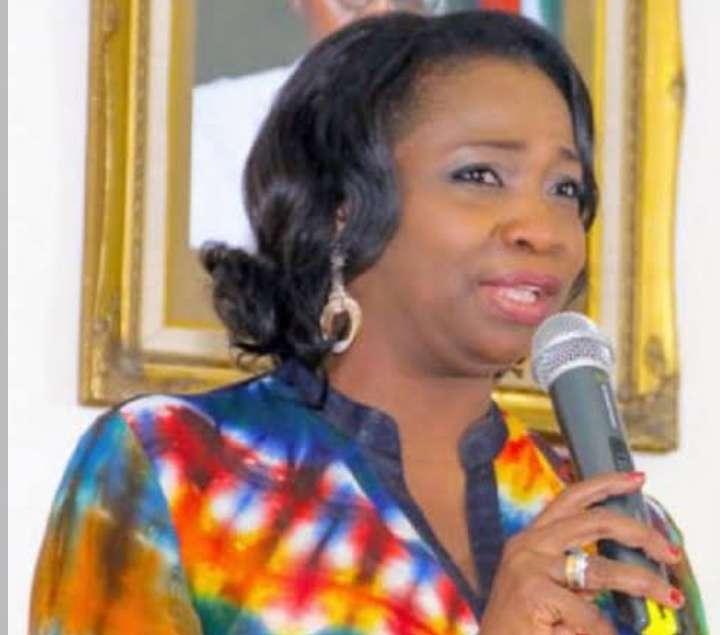 Abike Dabiri-Erewa CEO NiDCOM