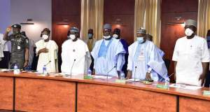 Northern Governors, Emirs, Chiefs Meet in Kaduna