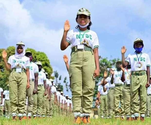 Unite and Let's Rebuild Nigeria, Okowa Tells Corps Members
