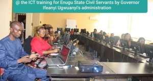 Enugu Govt Organises ICT Training for Civil Servants 1