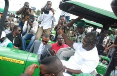Enugu Farmers Hail Ugwuanyi's Interventions in Agriculture