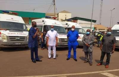 Healthcare: Enugu Govt Revamps, Deploys more Ambulances for Emergency operations