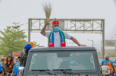 Ifediche Message Takes Over Anambra as Johnbosco Onunkwo Declares for Governorship