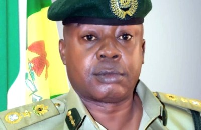 John Mrabure Appointed NCoS Boss as Jaafaru Bows Out of Nigerian Correctional Service