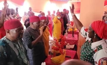 Anambra North Has The Potential To Lead The Economic Development of Anambra State Senator Uche Ekwunife