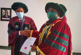 Enugu Commissioner Bags Fellow of Nigerian Institution of Civil Engineers