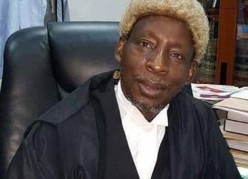 Justice Adamu Abdul Kafarati