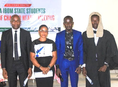 NAAKISS President Inaugurates Judicial Arm, Charges Student Leaders to Show Leadership by Example