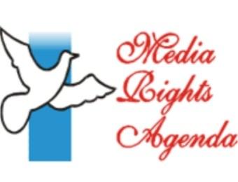media rights agenda (MRA) Logo