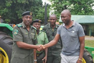 National Park Service Receives Another N21m Worth Of Items For Effective Gumti Park Management