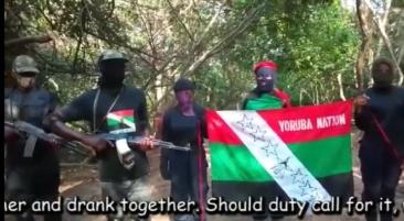 Biafra & Oduduwa Volunteer Force Begin Joint Training Exercise