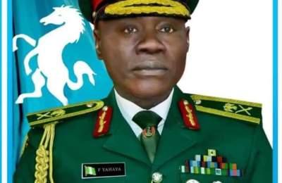 Major General Faruk Yahaya