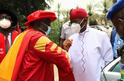 Nigeria needs good leadership for unity, sustainable growth - Okowa